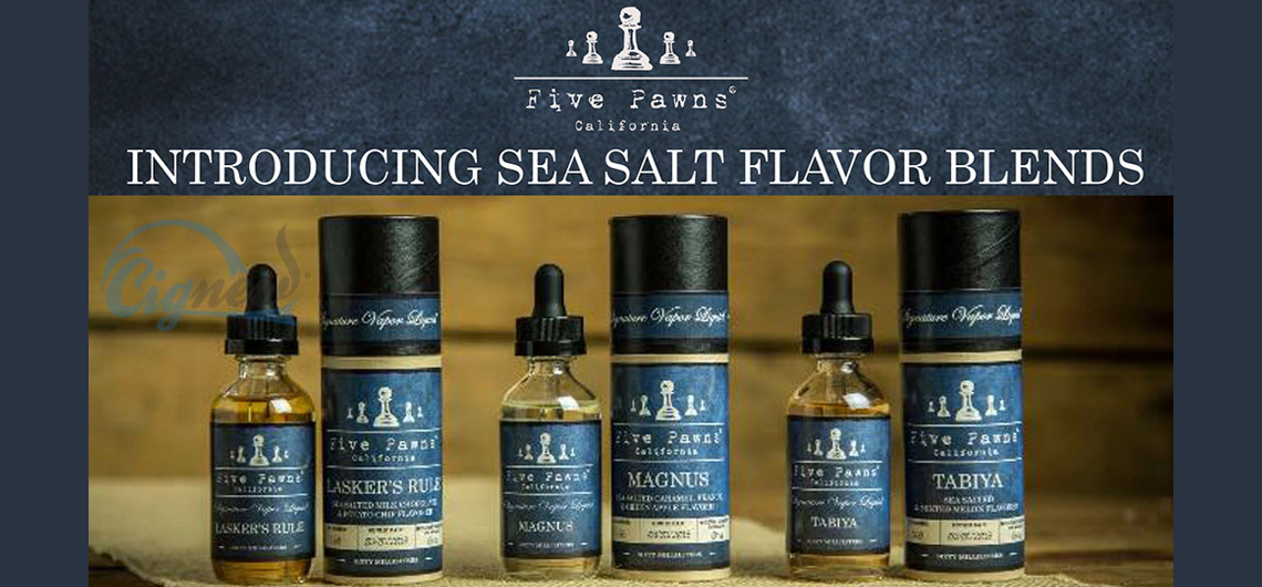 Five Pawns California
