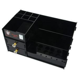 Demon Killer Acrylic Storage Box L - Black
