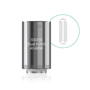 Lyche Dual Coil 0.25ohm