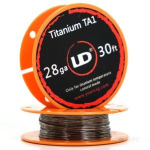 UD Titanium TA1 (28ga) 1m